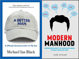 MJCCA Book Fest In Your Living Room Live Presents Michael Ian Black & Cleo Stiller - A Better Man and Modern Manhood Virtual Event