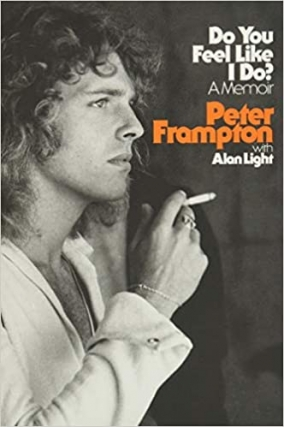 MJCCA Book Fest In Your Living Room Live Presents Peter Frampton -  Do You Feel Like I Do? Virtual Event