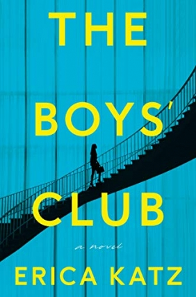 MJCCA Book Fest In Your Living Room Live Presents Erica Katz - The Boys' Club Virtual Event