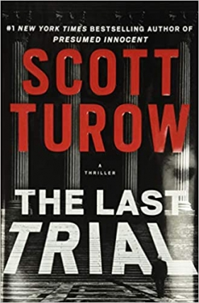 MJCCA Book Fest In Your Living Room Live Presents Scott Turow - The Last Trial Virtual Event