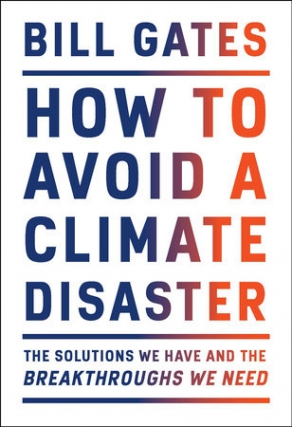 MJCCA Book Fest In Your Living Room Live Presents Bill Gates - How To Avoid a Climate Disaster Virtual Event