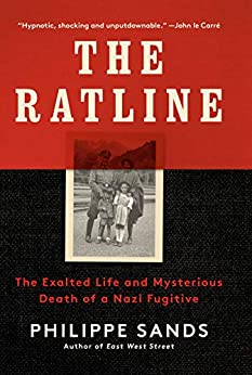 MJCCA Book Fest In Your Living Room Live Presents  Philippe Sands - The Ratline Virtual Event