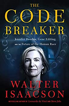 MJCCA Book Fest In Your Living Room Live Presents Walter Isaacson - The Code Breaker Virtual Event