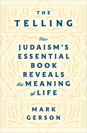 MJCCA Book Fest In Your Living Room Live Presents Mark Gerson - The Telling Virtual Event