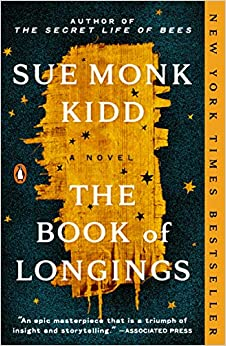 MJCCA Book Fest In Your Living Room Live Presents Sue Monk Kidd - The Book of Longings Virtual Event