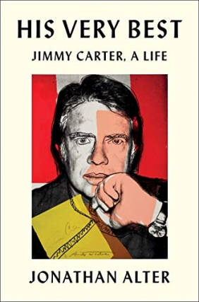 Atlanta History Center Presents Jonathan Alter in conversation with Virginia Prescott - His Very Best: Jimmy Carter, a Life Virtual Event