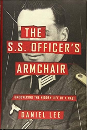 MJCCA Book Fest In Your Living Room Live Presents Daniel Lee - The S.S. Officer's Armchair Virtual Event