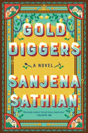 Sanjena Sathian in conversation with Sopan Deb - Gold Diggers Virtual Event