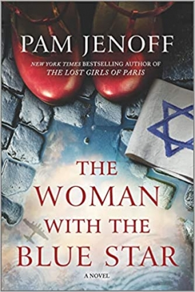 MJCCA Book Fest In Your Living Room Live Presents Pam Jenoff - The Woman with the Blue Star Virtual Event