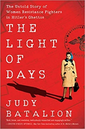 MJCCA Book Fest In Your Living Room Live Presents Judy Batalion - The Light of Days Virtual Event