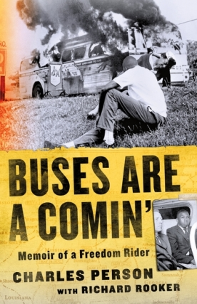 The Jimmy Carter Presidential Library and A Cappella Books Present Charles Person - Buses Are a Comin' Virtual Event