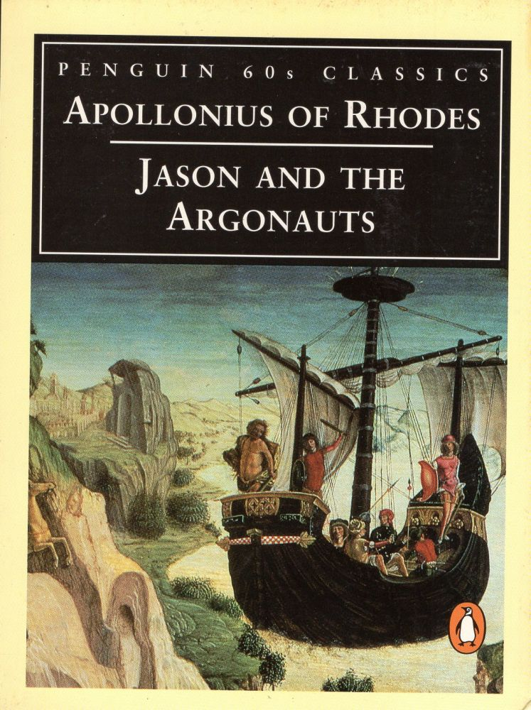 Jason and the Argonauts (Classic, 60s). Apollonius of Rhodes.