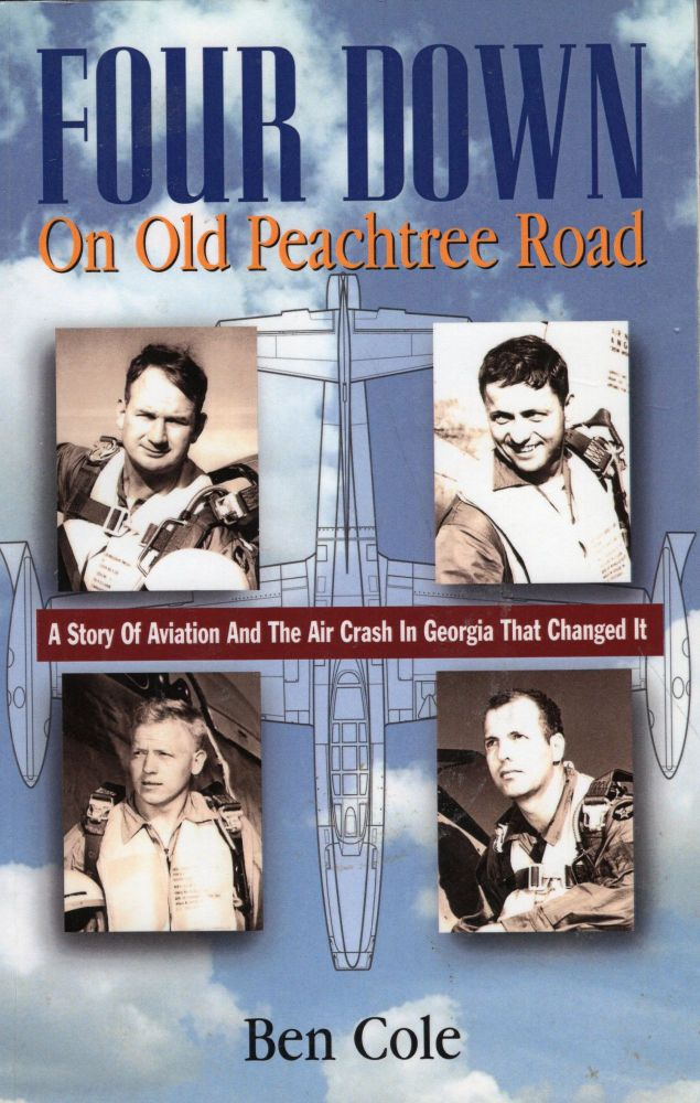Four Down On Old Peachtree Road. Ben Cole.