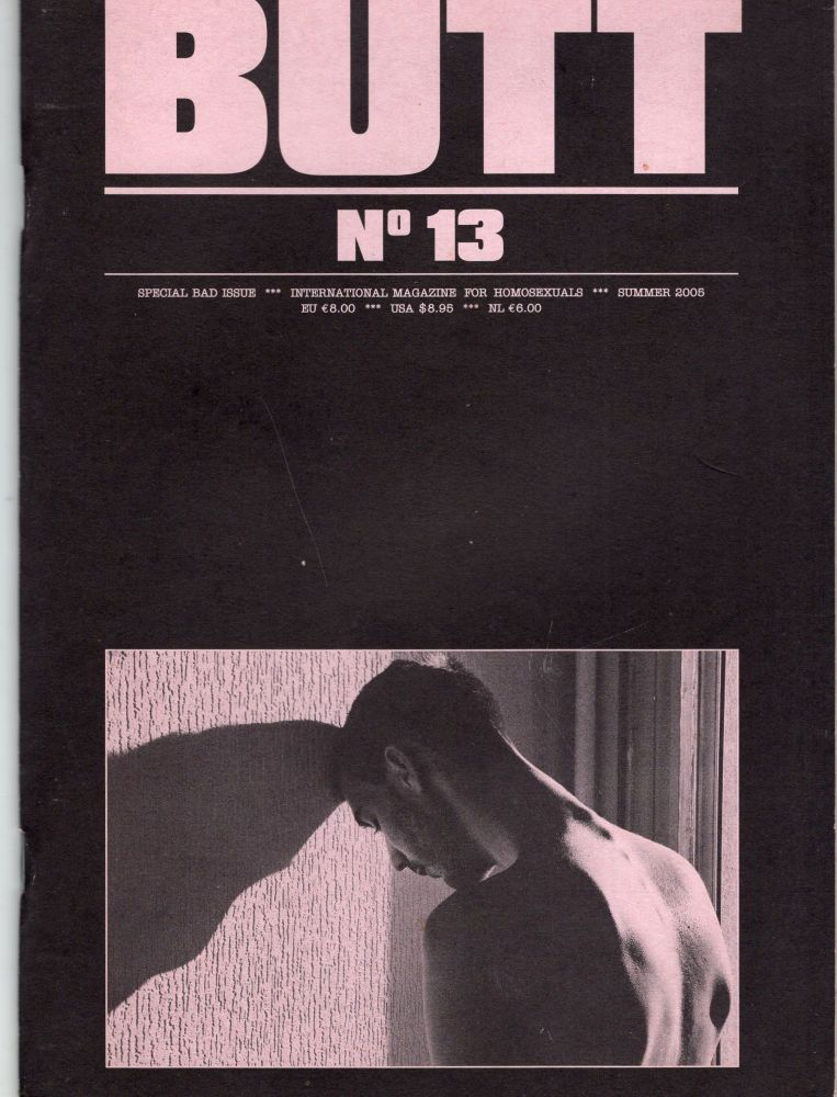 Butt No. 13: Special Bad Issue