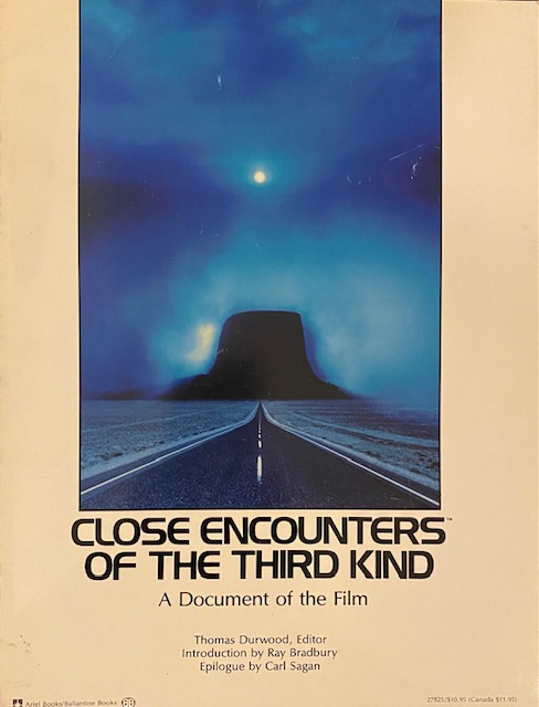 Close Encounters of the Third Kind: Documentary Film. Ariel.