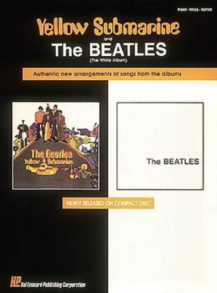 The Beatles - Yellow Submarine/The White Album. The Beatles