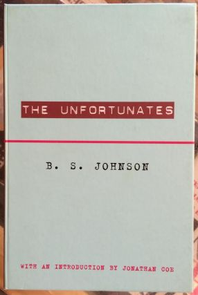 The Unfortunates. B. S. JOHNSON