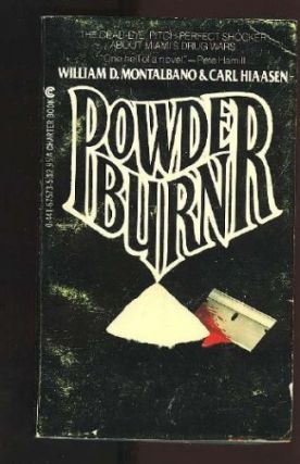 Powder Burn. WILLIAM D. MONTALBANO.