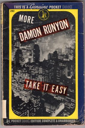 Take It Easy. Damon Runyon