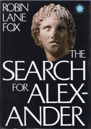 Search for Alexander. Robin Lane Fox