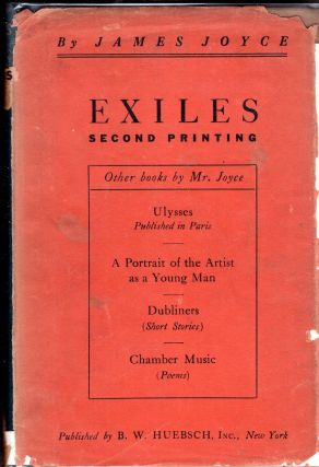 Exiles: A Play in Three Acts. James Joyce