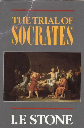 The Trial of Socrates (book club). I. F. STONE