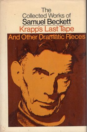 Krapp's last tape,: And other dramatic pieces (from 'The collected works'). Samuel Beckett