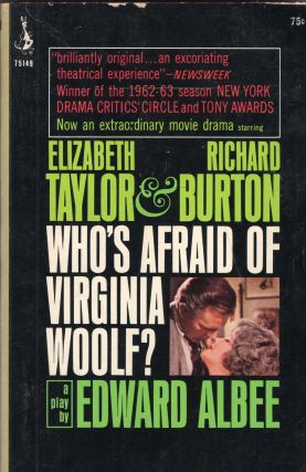 Who's Afraid of Virginia Woolf? Edward Albee