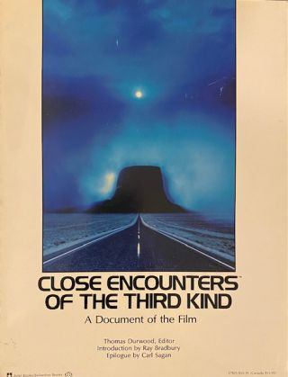 Close Encounters of the Third Kind: Documentary Film. Ariel