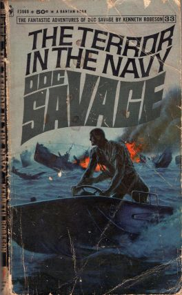 The Terror in the Navy, a Doc Savage Adventure (Doc Savage #33). Kenneth Robeson