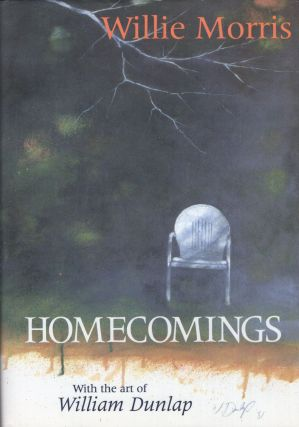 Homecomings (Author and Artist Series). Willie Morris